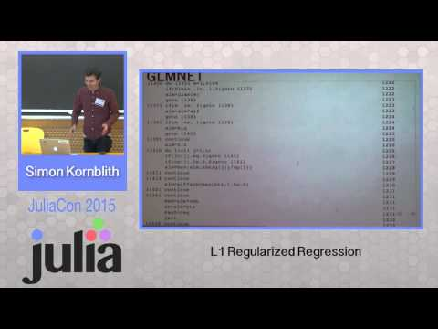 MonthOfJulia Day 31: Regression | juliabloggers com
