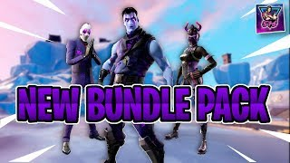 "NOUVEAU ""DARK SKIN BUNDLE PACK"" à venir dans Fortnite Live"