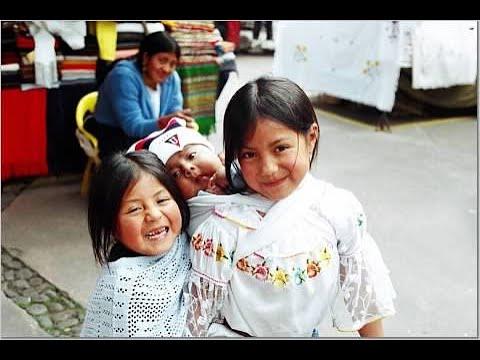 #ECUADOR #QUITO #OTAVALOMARKET  #1 OPEN MARKET IN SOUTH AMERICA - Otavalo Market