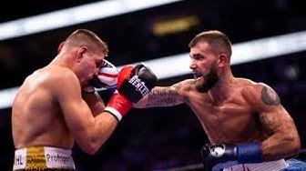 Caleb Plant vs Vincent Feigenbutz TKO Highlights (Live Fight)