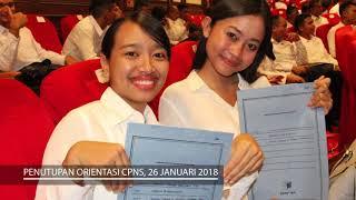 Kegiatan Orientasi CPNS Kementerian Hukum & HAM Bali Tahun 2018