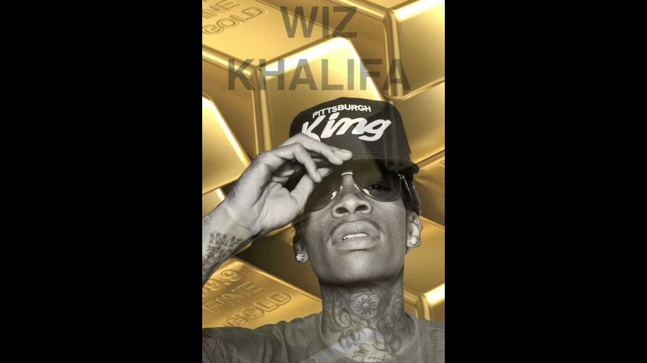 Wallpaper iphone wiz khalifa - Wiz Khalifa Hd Iphone Wallpaper By Kris1bl