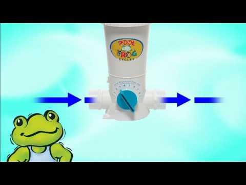 Pool Frog Installation Tips Youtube