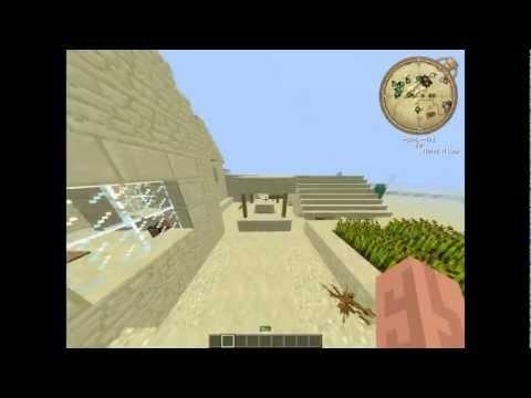 Tutorial Gancho De Armadilha - Minecraft