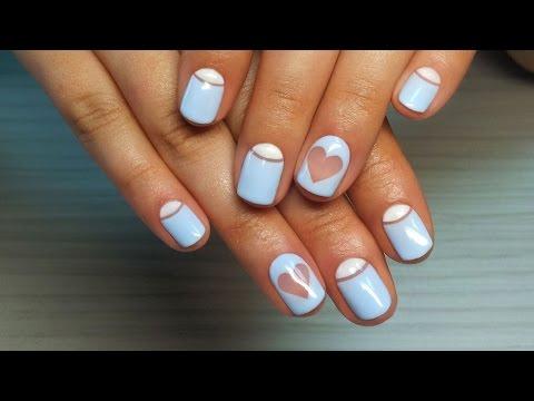 Маникюр с помощью дотса: 25 фото дизайна ногтей + видео