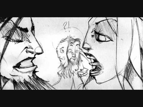 "Akphaezya ""Bottle Of Lie""  (StoryBoard)"