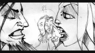 "Akphaezya ""Bottle Of Lie""  (StoryBoard)"