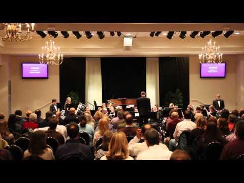 Whitesburg Christian Academy Symphonic Band Antares 2-17-2015