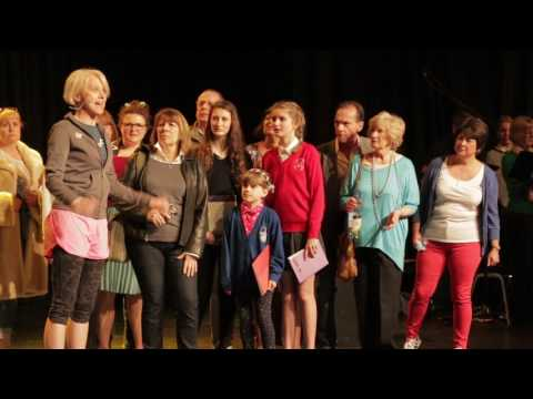 Maggie Jemmett's LOST AND FOUND: the Prodigal Son Musical.