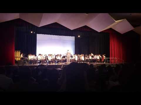 Cresskill Middle School Concert: Aladdin