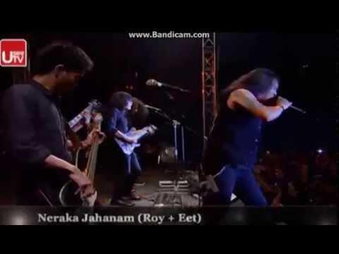 Ian Antono feat Roy 'Boomerang'- Neraka Jahanam @Tribute to Ian Antono