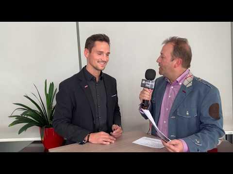 Sebastian Hertelt | Leiter Wüstenrot Stammvertrieb Kärnten Ost | lanmedia Business Talk
