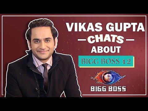 Vikas Gupta Says I Was Upset With Shilpa Shinde | Exclusive Interview On BB12