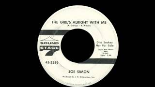 Joe Simon - The Girl