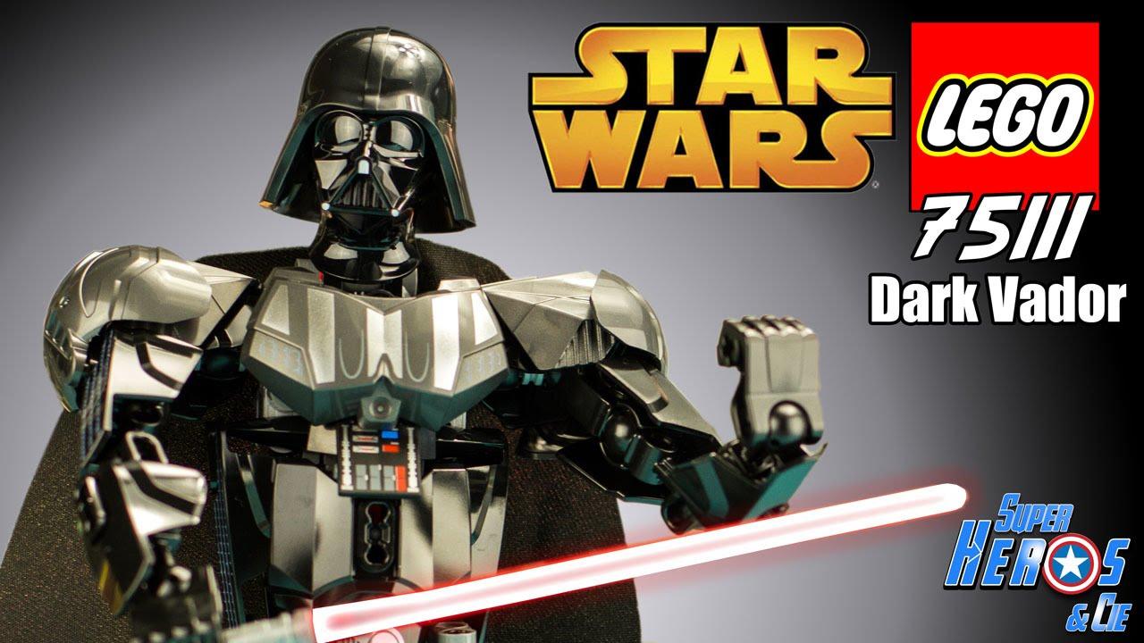 Lego star wars dark vador buildable figure 75111 figurine - Lego star wars avec dark vador ...