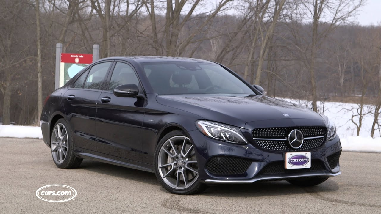 2016 mercedes benz c450 amg youtube