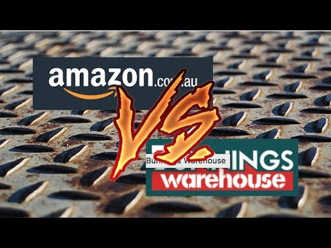 Amazon VS Bunnings Tool Prices Australia
