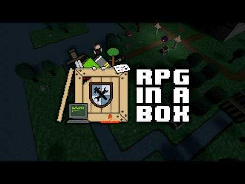 RPG in a Box - Alpha Trailer