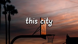Sam Fischer - This City (Lyrics)