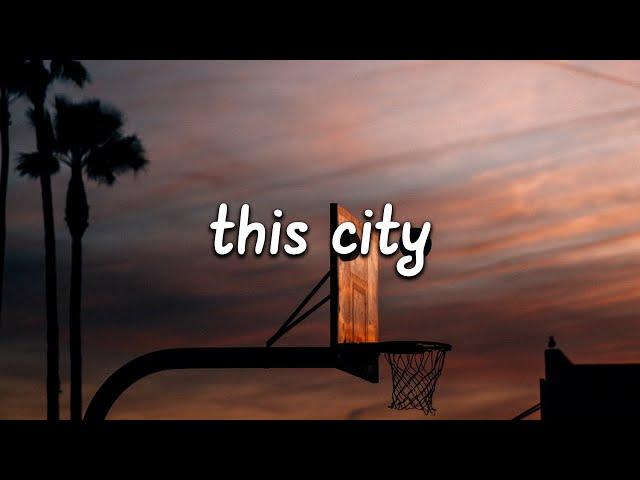 Sam Fischer - This City (Lyrics)