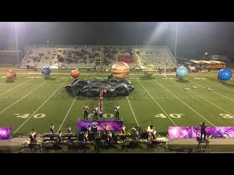 Colleyville Heritage band - 10/19/17