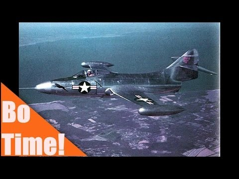 """Side Chat Podcast - """"F9F Panther"""" Ep. 31"""