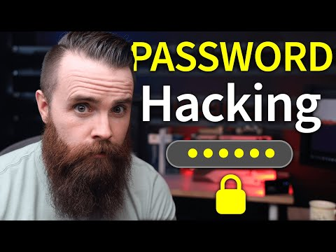how to HACK a password // password cracking with Kali Linux and HashCat