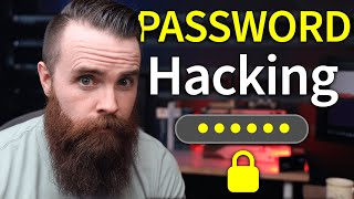 how to HACK a paṡsword // password cracking with Kali Linux and HashCat