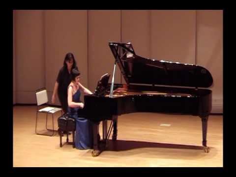 Ligeti, György: Musica ricercata no.4 Valse