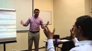 Практика  Проверка ощущений поля человека экстрасенсорика обучение