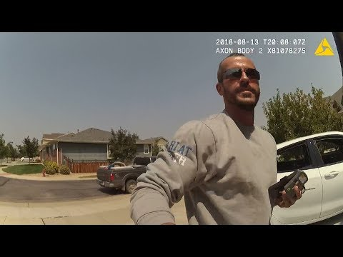 Video evidence shows how Chris Watts' story fell apart after killing his family