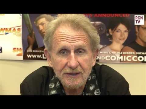 Rene Auberjonois Interview - Star Trek Deep Space Nine & Boston Legal