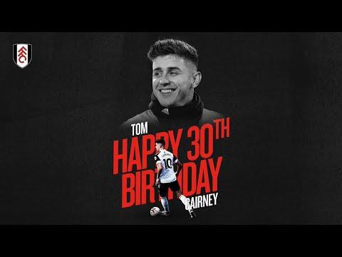 Happy 30th Birthday Tom Cairney!