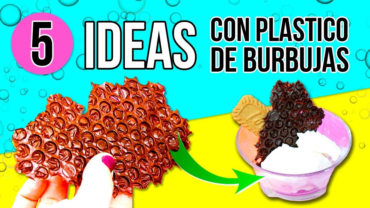 5 cosas increibles que puedes hacer con plastico de - Plastico de burbujas ...