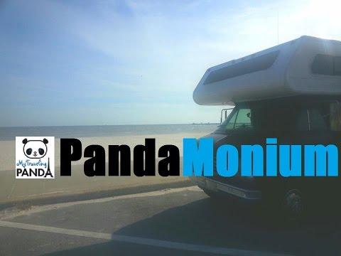 San Antonio RV Trip: Leaving Texas headed to Mobile Alabama #17