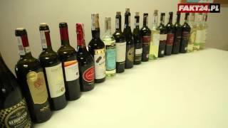Włoskie wina w Biedronce - Test Faktu
