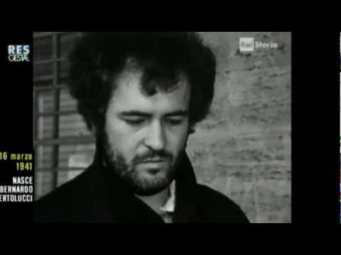 Intervista a Bernardo Bertolucci 1970