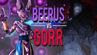 Beerus VS Gorr The God Butcher!