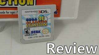 Sega 3D Classics Collection Review - Nintendo 3DS