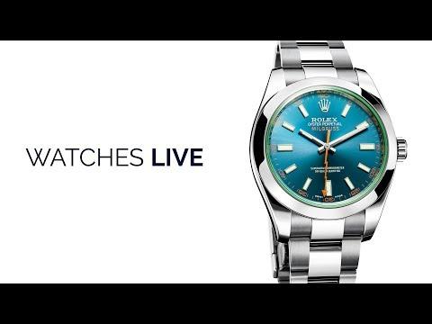 Watches Live: ALL Steel Watches: Audemars Piguet; Patek Philippe, Vacheron Constantin, Rolex, Seiko