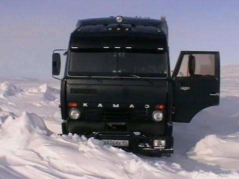 Зимники Ямала-3 месторождение новый порт