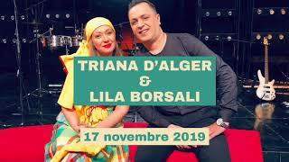 TRIANA D'ALGER & LILA BORSALI
