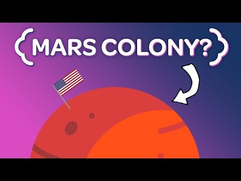 How the US Military Could Colonize Mars