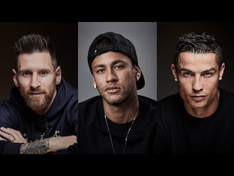 EXCLUSIVE - Ronaldo, Messi and Neymar talk Final Draw!