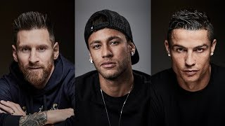 EXCLUSIVE - Ronaldo, Messi and Neymar talk Final Draw!