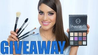 BIG GIVEAWAY - My Sigma Collection | Makeup Tutorials and Beauty Reviews | Camila Coelho