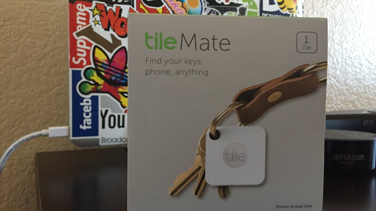 Tile mate 2 review key finder youtube tile mate 2 review key finder ppazfo