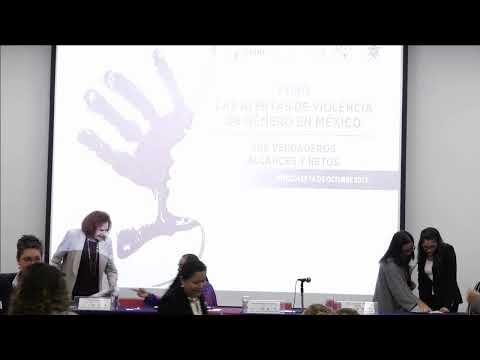 Foro: Las alertas de violencia de género en México