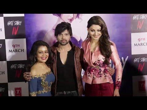 Aashiq Banaya Aapne Song Launch |Hate Story IV| Urvashi Rautela | Himesh Reshammiya, Neha Kakkar