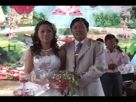DAM CUOI MINH ANH & thu huong 8